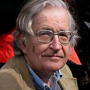 Роден Ноам Чомски