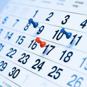 Събития през месец ноември