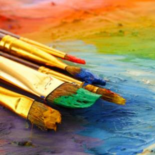"""Изложба """"Картината като слово"""" - да облечем видяното в думи"""