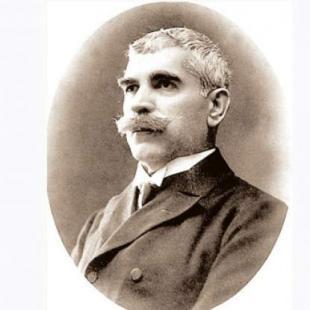 Роден Иван Вазов (1850-1921)