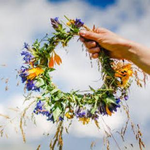Пролетна фолклорна шарения
