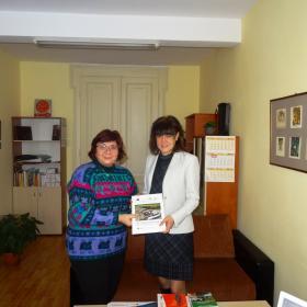 Ценно дарение получи библиотеката
