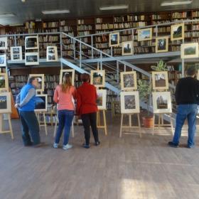 Унгарски крепости във фотообектива на Жолт Сабоки