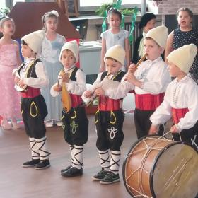 "Празничен концерт ""Ние сме децата на Европа"""