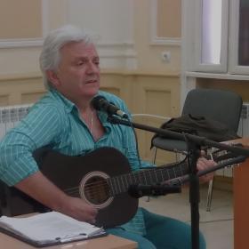 Авторска вечер на барда Ивайло Диманов