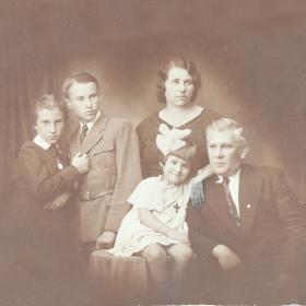 Русенски фамилии в снимки