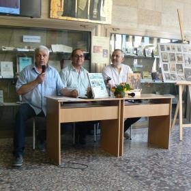 """Зафер Галибов представи книгата си """"Светлописите"""""""