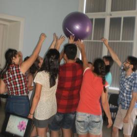 """Първите две обучения на младежи по проект """"Интернет наркотикът"""" приключиха"""