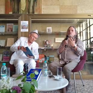Нидал Алгафари: Имената на героите от моите романи съм ги мислил като за свои собствени деца