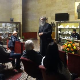 Беседа за тайнствата в Православната църква