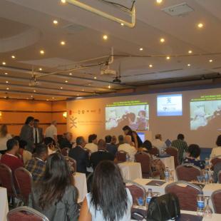 """Проектът """"Вие сте част от нашия живот"""" беше представен на голям международен форум"""