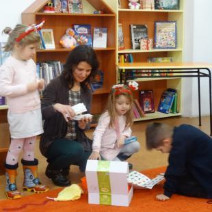 Игри и забавления с образователни карти Carrot