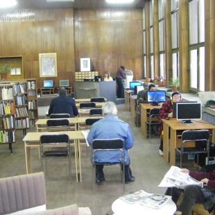 Увеличен читателски и потребителски периметър на библиотеката
