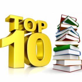 Топ 10 на най-четените заглавия за 2016 година